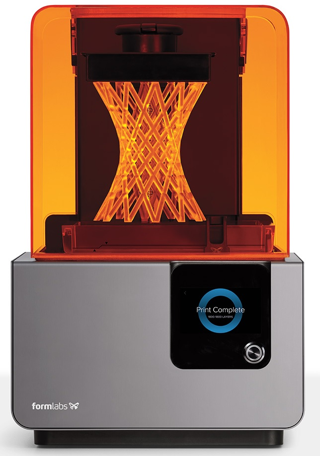 formlabs Form2 - Stereolithographie Drucker (SLA)